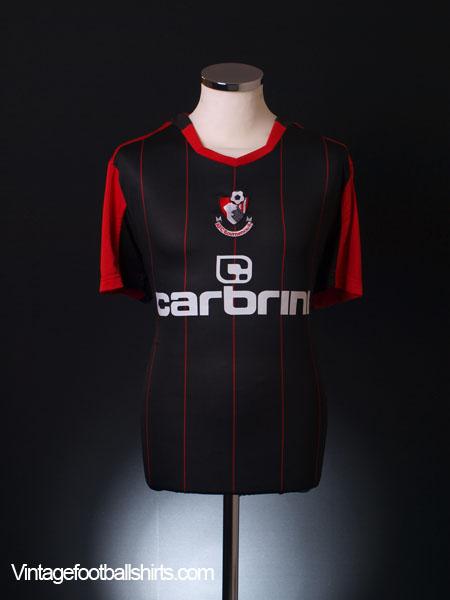 2010-11 Bournemouth Third Shirt M