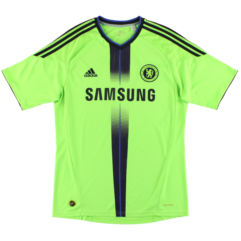2010-11 Chelsea adidas Third Shirt L - P00189