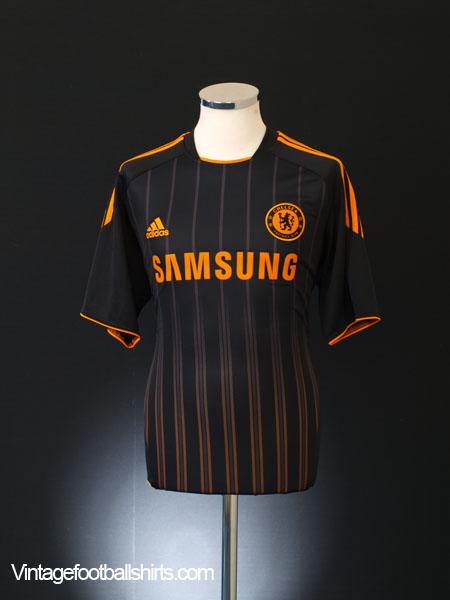 2010-11 Chelsea Away Shirt XXL