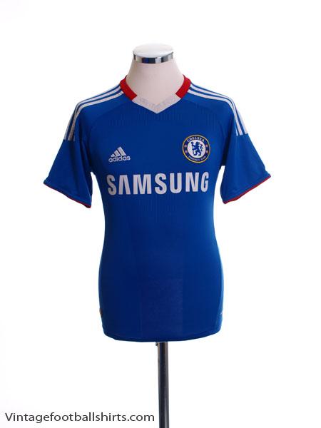 2010-11 Chelsea Home Shirt *BNWT* M - P95900