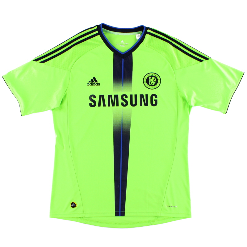2010-11 Chelsea Third Shirt L