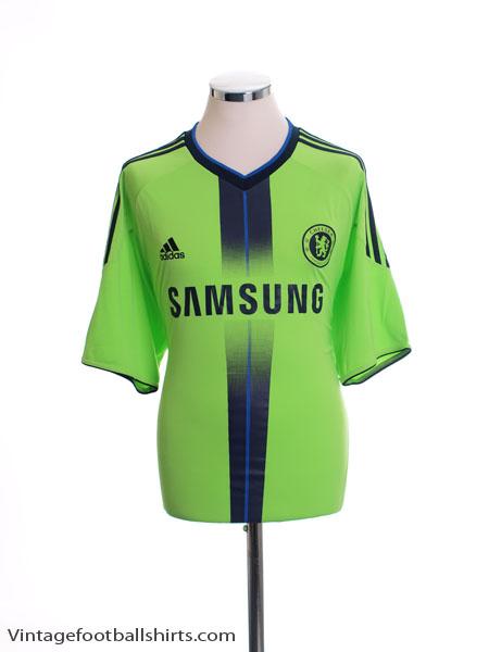 2010-11 Chelsea Third Shirt S - P00189
