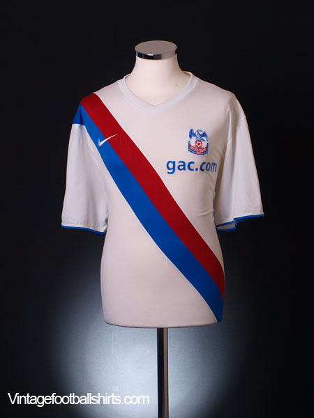 2010-11 Crystal Palace Away Shirt XXL