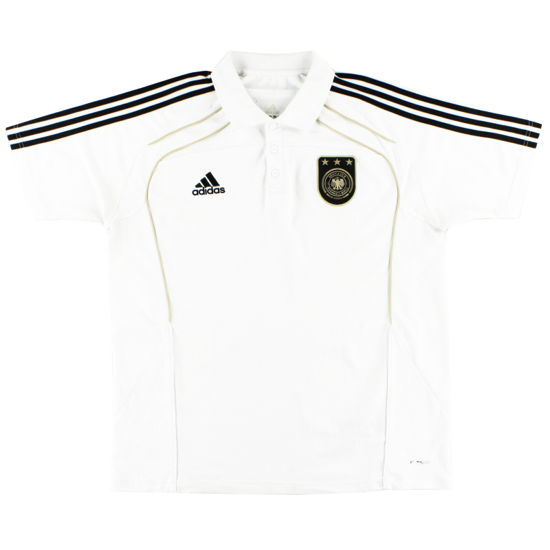 2010-11 Germany adidas Polo Shirt XL - P47774