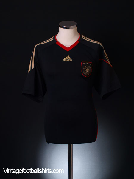 2010-11 Germany Away Shirt S