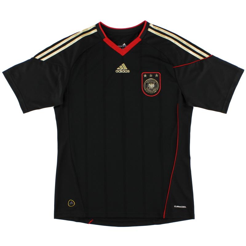 2010-11 Germany Away Shirt S - P41462