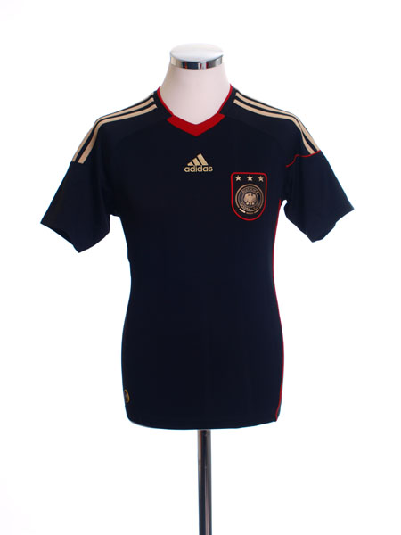 2010-11 Germany Away Shirt Y