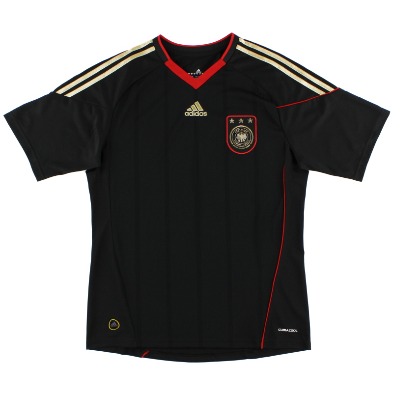 2010-11 Germany adidas Away Shirt Y