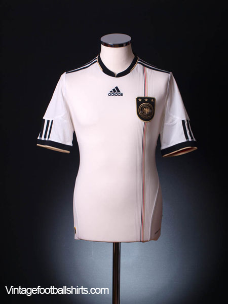 2010-11 Germany Home Shirt L