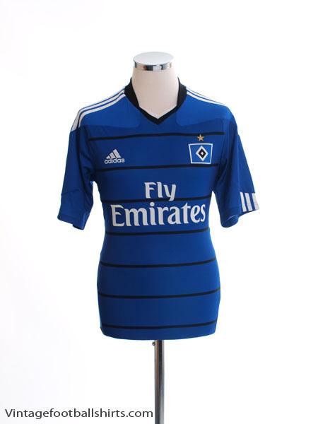 2010-11 Hamburg Away Shirt S