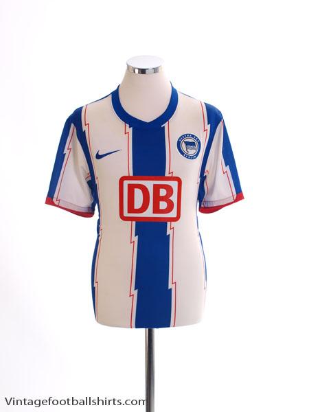2010-11 Hertha Berlin Home Shirt M