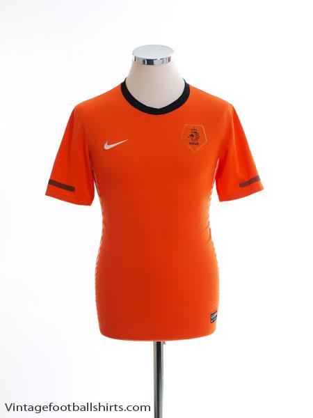 2010-11 Holland Home Shirt M - 381189-815