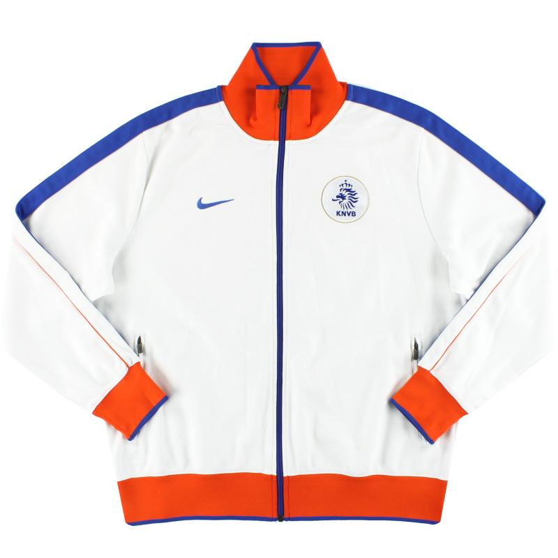2010-11 Holland Nike Track Jacket XL - 377348-100