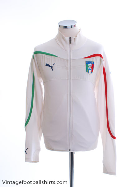 2010-11 Italy Puma Training Jacket M