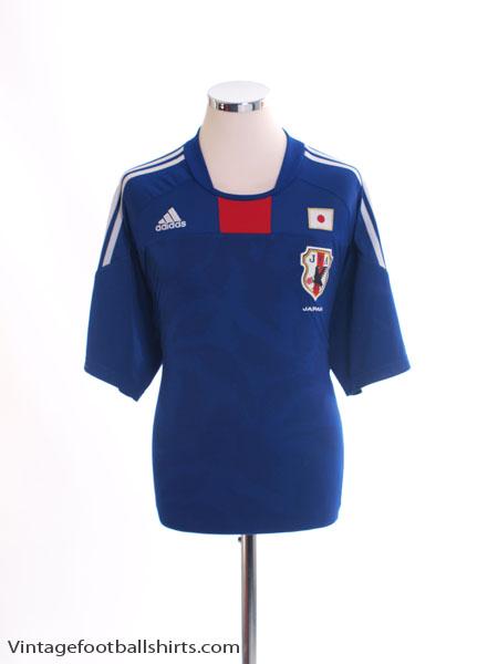 2010-11 Japan Home Shirt M - P40198