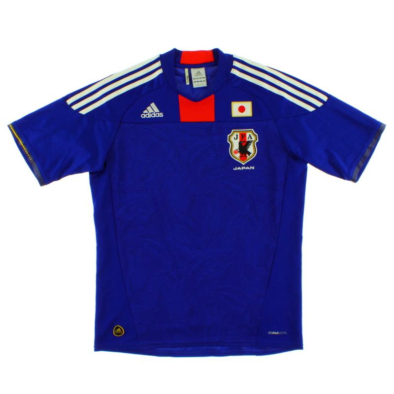 2010-11 Japan Home Shirt M - P67397