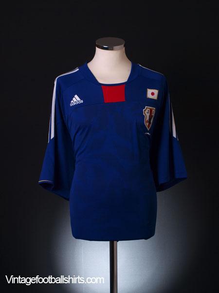 2010-11 Japan Home Shirt XXXL