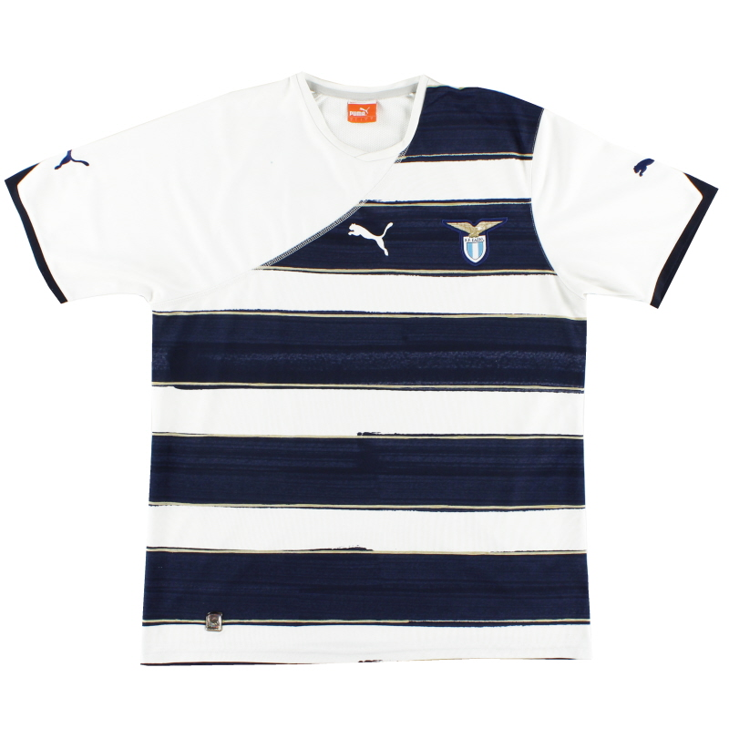 2010-11 Lazio Third Shirt L