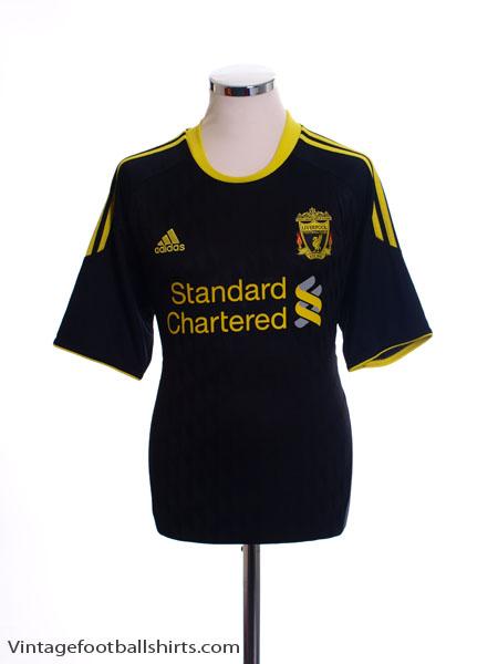 2010-11 Liverpool Third Shirt L - P96724