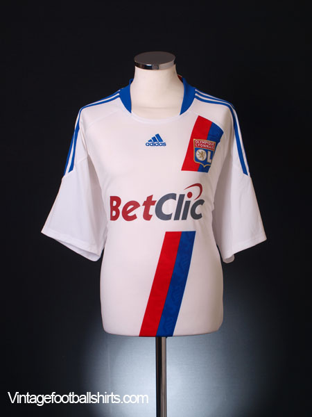 2010-11 Lyon Home Shirt *BNWT* XL