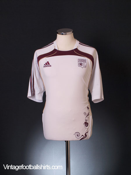 2010-11 Lyon Training Shirt XL
