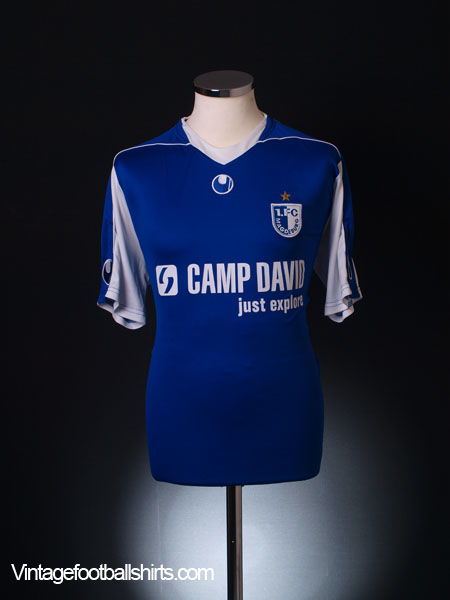 2010-11 Magdeburg Home Shirt L