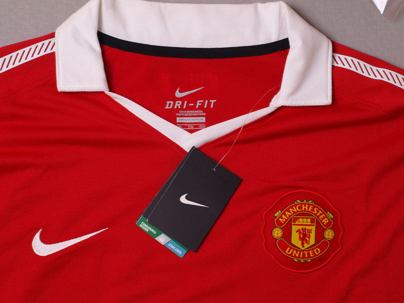 2d75ba984 2010-11 Manchester United Home Shirt Giggs  11  BNWT  L S XL for sale