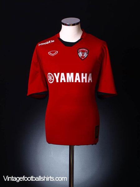2010-11 Muangthong United Home Shirt *As new* XL