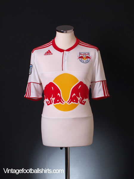 2010 11 New York Red Bulls Home Shirt Henry 14 M For Sale