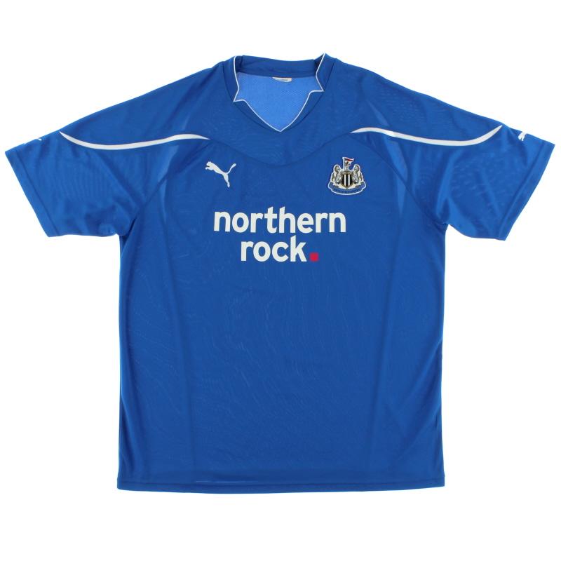 2010-11 Newcastle Away Shirt XL