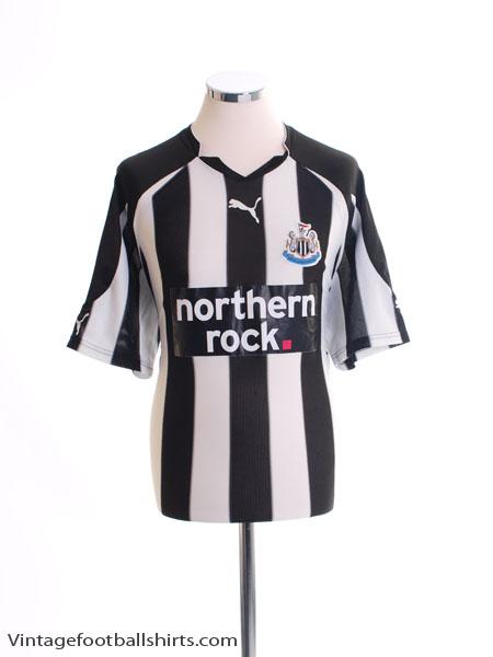 2010-11 Newcastle Home Shirt XL