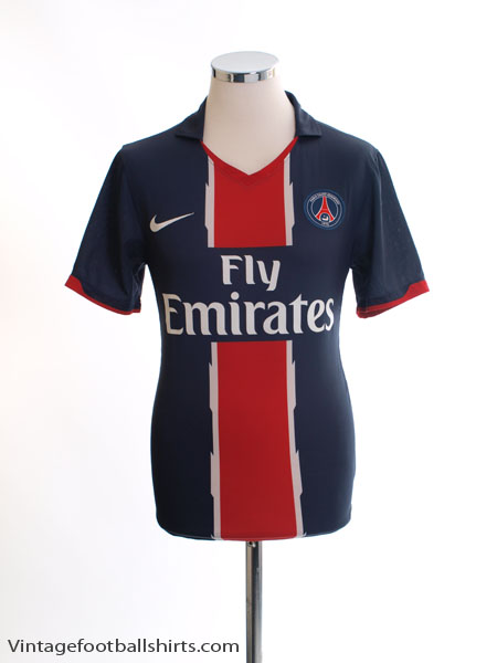 0791cd3202e 2010-11 Paris Saint-Germain Away Shirt S for sale