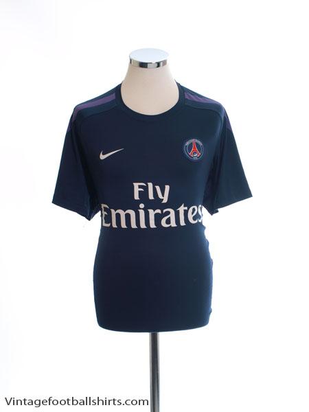 2010-11 Paris Saint-Germain Nike Training Shirt M - 382450-451