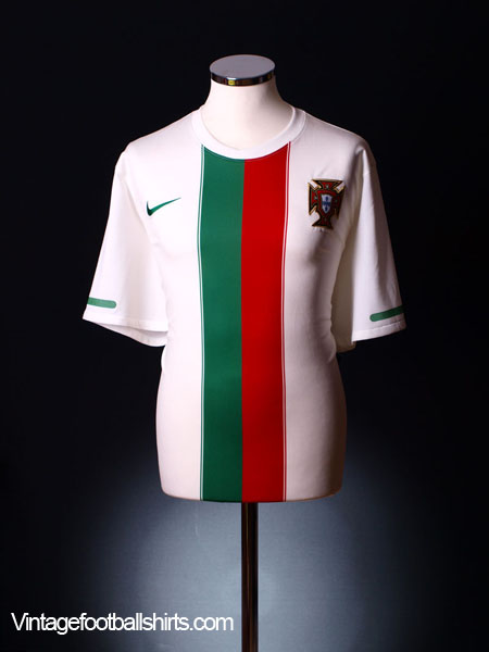 2010-11 Portugal Away Shirt XXL