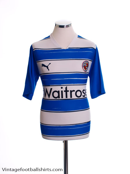 2010-11 Reading Home Shirt *Mint* M