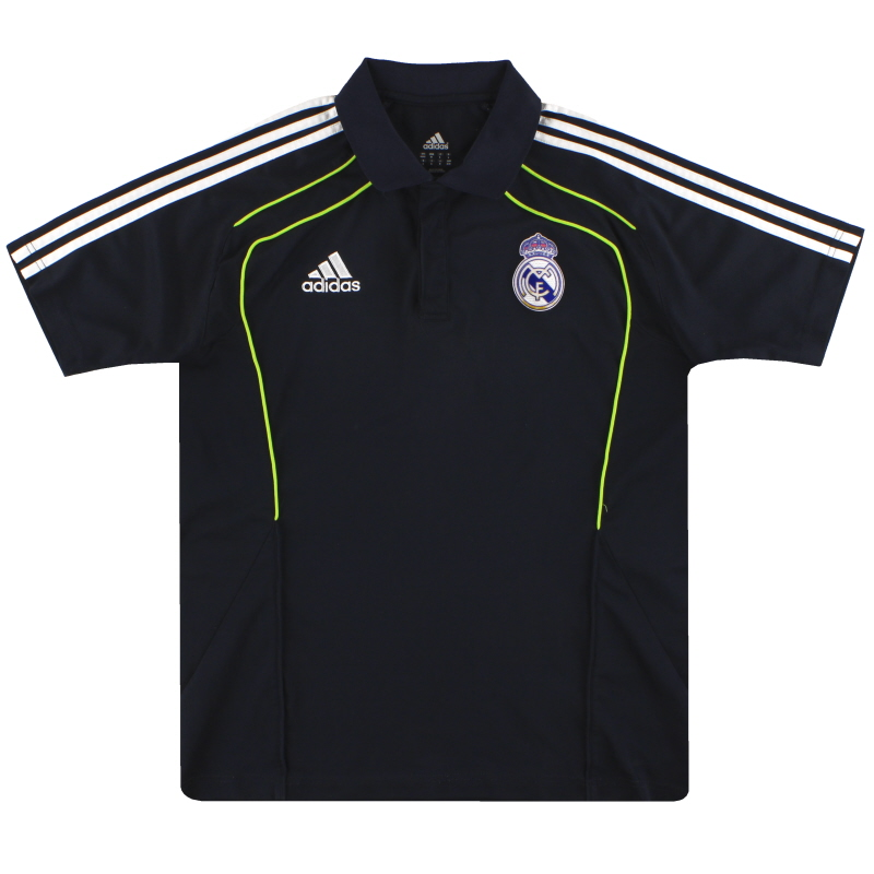 2010-11 Real Madrid adidas Polo Shirt M/L - P94564
