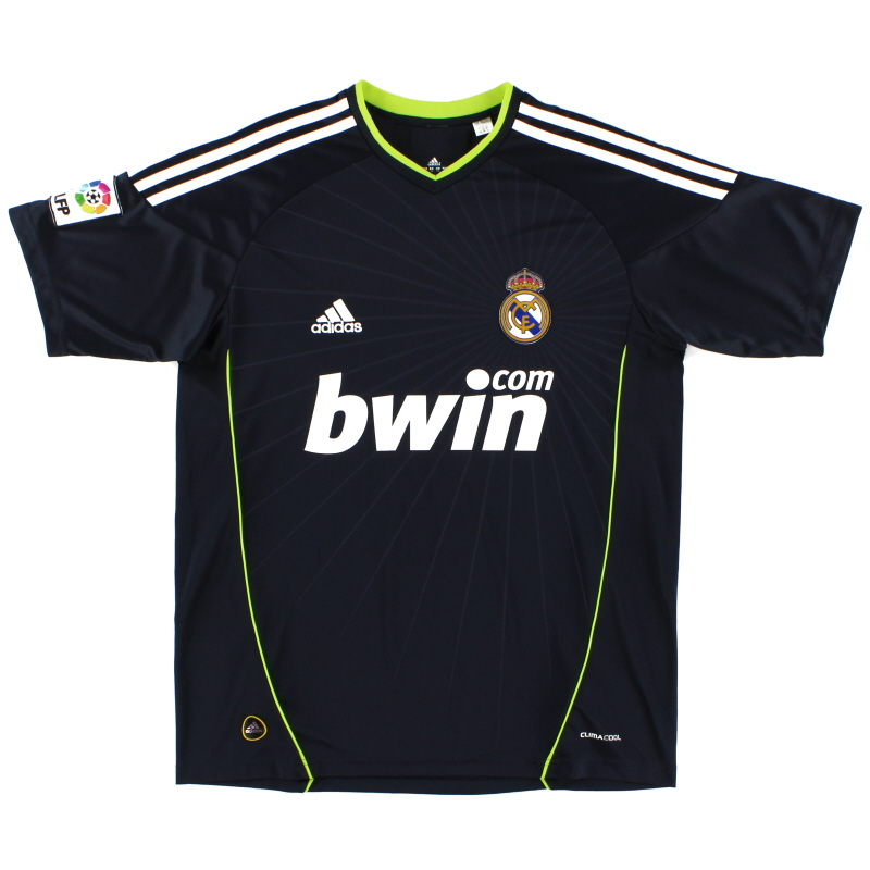 2010-11 Real Madrid Away Shirt XXL