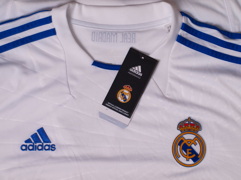online retailer 09287 f773e 2010-11 Real Madrid Home Shirt *BNWT* XL for sale