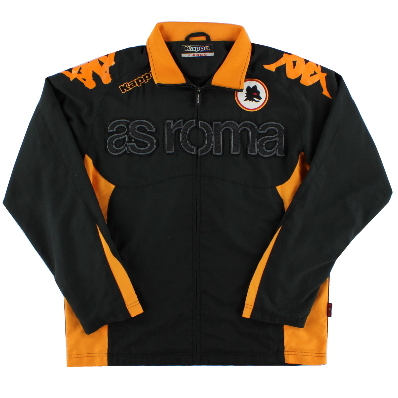 2010-11 Roma Kappa Training Jacket L