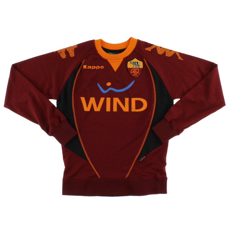 2010-11 Roma Kappa Training Jumper S