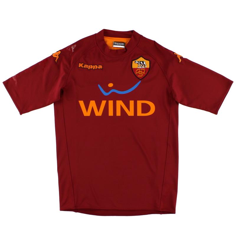 2010-11 Roma Kappa Training Shirt XS