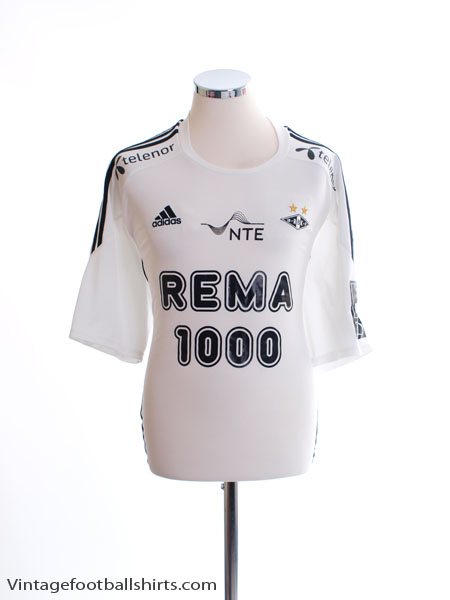 2010-11 Rosenborg Home Shirt XXL