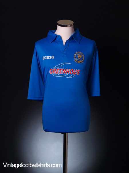 2010-11 Shrewsbury '125th Years' Home Shirt *As new* XXXL