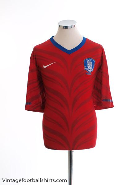 2010-11 South Korea Home Shirt L - 377486-611