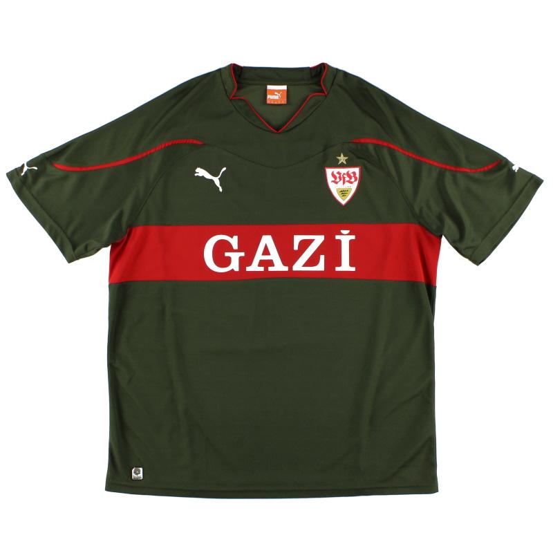 2010-11 Stuttgart Third Shirt XL - 738463