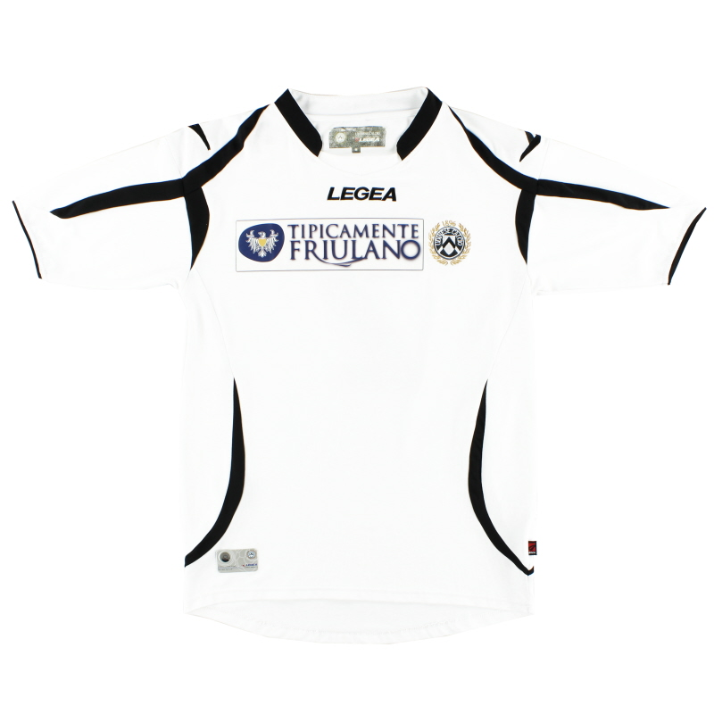 2010-11 Udinese Third Shirt #2 M