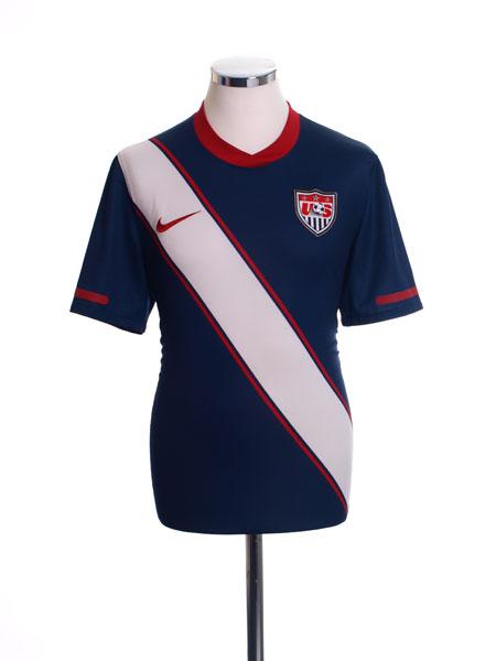 2010-11 USA Away Shirt M