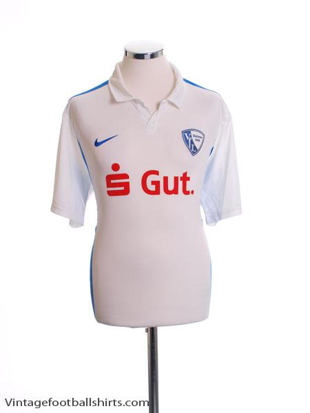 2010-11 VfL Bochum Away Shirt *Mint* L