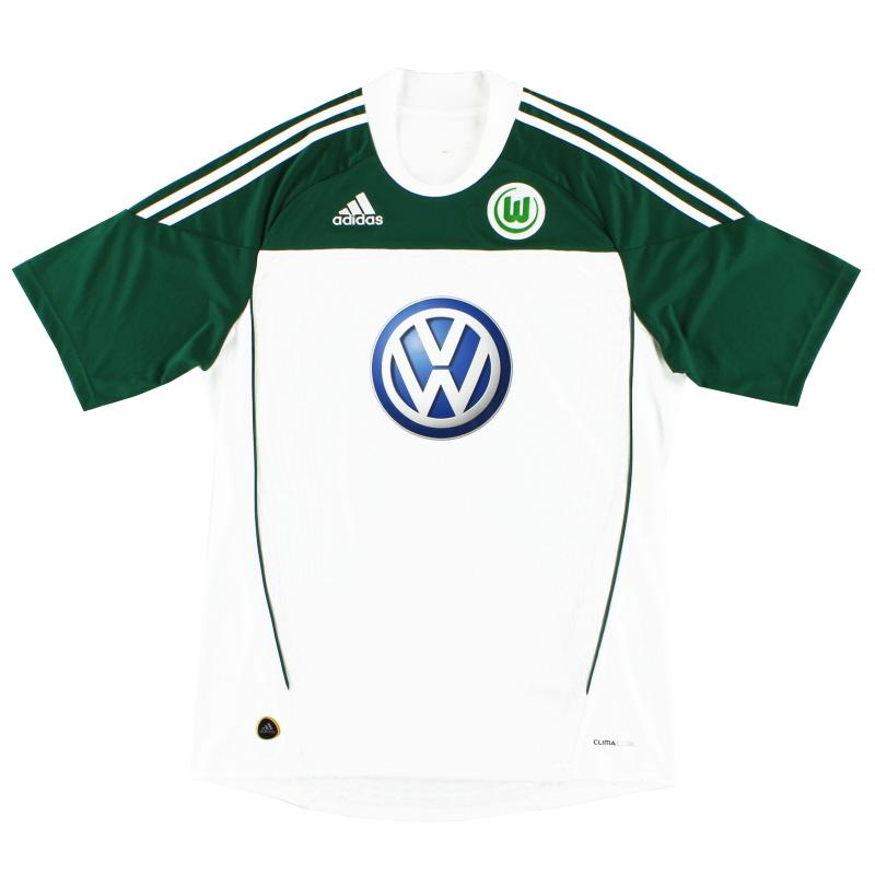2010-11 Wolfsburg Home Shirt XXL
