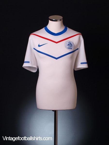 2010-12 Holland Away Shirt S